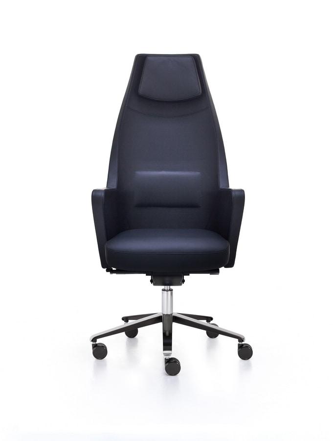 Wrap 01, Presidential office armchair