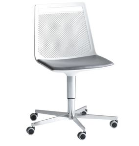 Akami 5R, Chair with 5 wheels base, adjustable in height