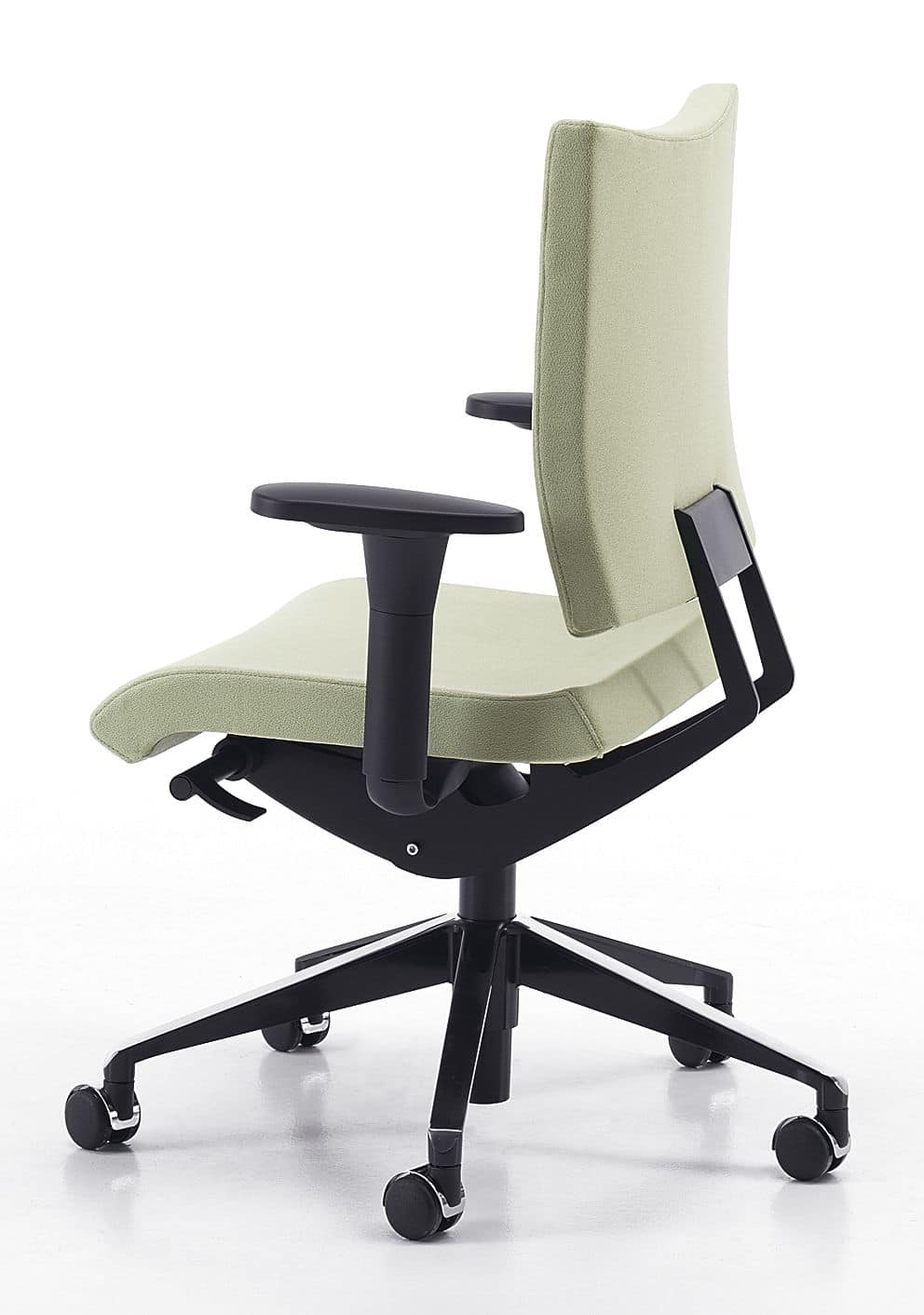 AVIAMID 3406, Task chair with armrests, sliding seat