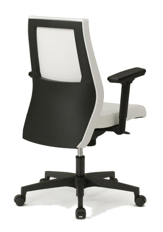 Energy 80021N, Office chair with padding in polyurethane foam