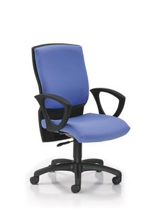 Futura 3052, Office chair, padded, with adjustments