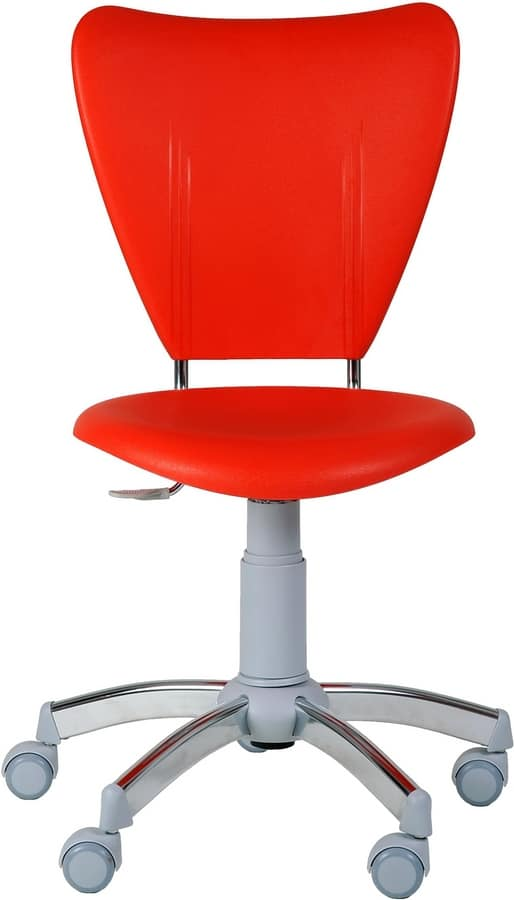 Gum SW, Chair on castors, for home office