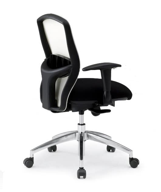 Gummy RE 099052R, Swivel chair on wheels, for offices