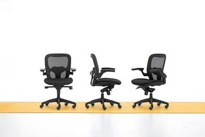 Iko 01, Modern office chair, swivel casters, gas lift