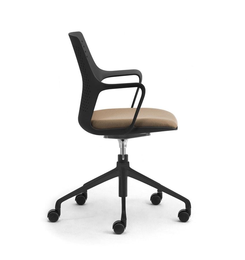Ipa 5 spokes, Office chair on castors