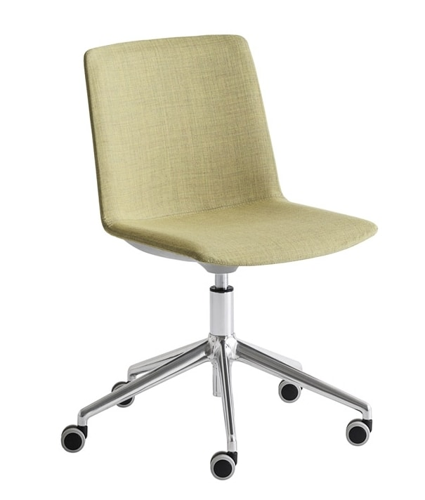 Jubel 5R, Chair with wheels for office