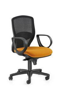 Klio 150R, Height adjustable office chair