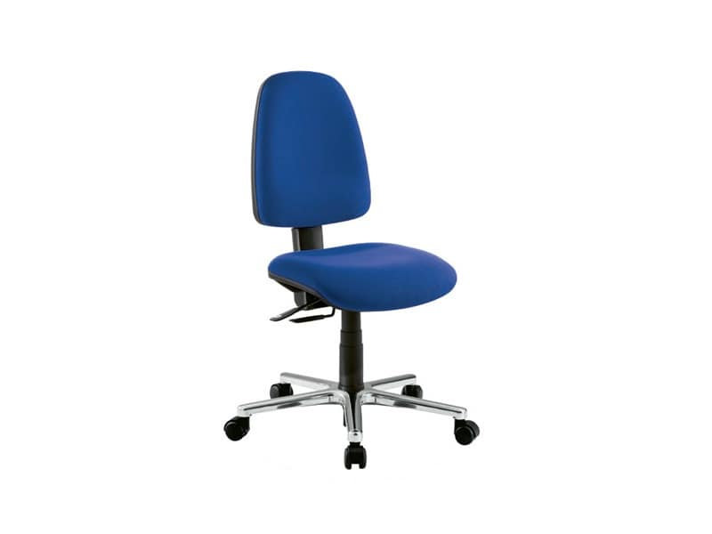 Synchron Jolly task 195259, Operational office chair with tall backrest