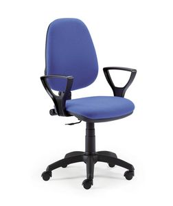 UF 316, Task chair with adjustable seat, for office