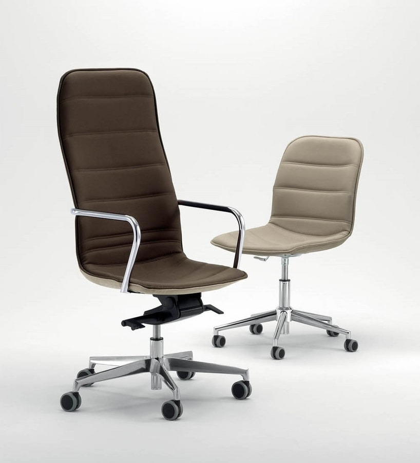 UF 593 / B, Office chair on castors