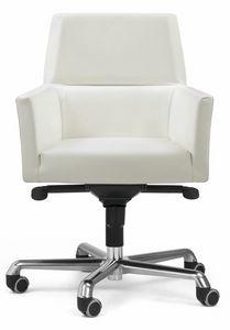 Web swivel armchair 10.0112, Office swivel armchair