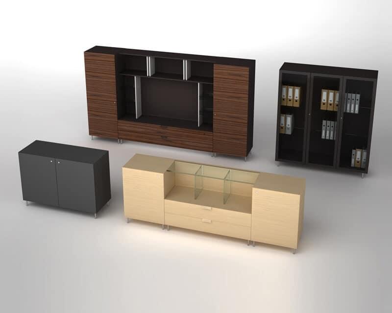 Altagamma office storage unit Furniture for professional studio & Furniture for professional studio | IDFdesign