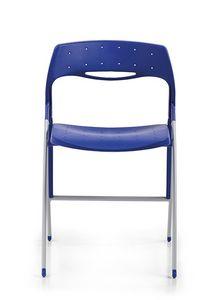Vega 990, Foldable palstica chair