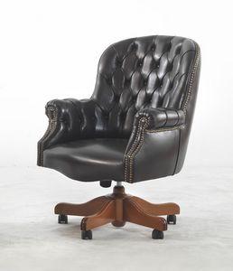 2163, Office swivel armchair