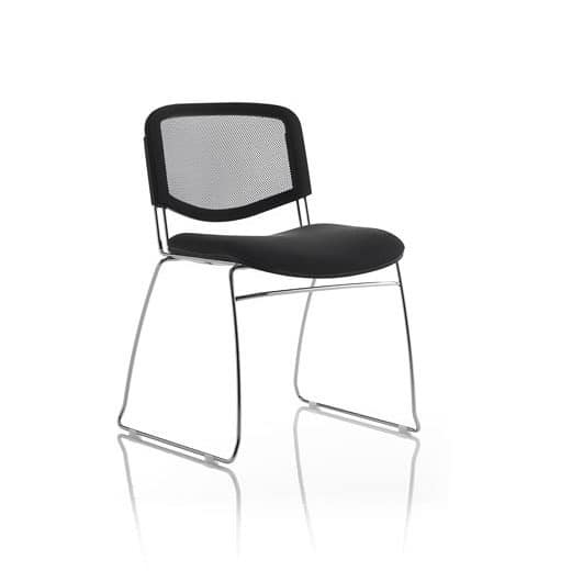 Clio, Stackable sled chair for conference room