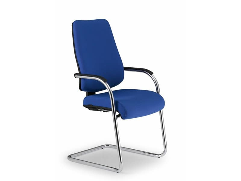 DD Dinamica guest 53740, Office chair with sled base