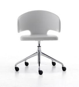 Pretty HO, Home-office armchair, swivel base