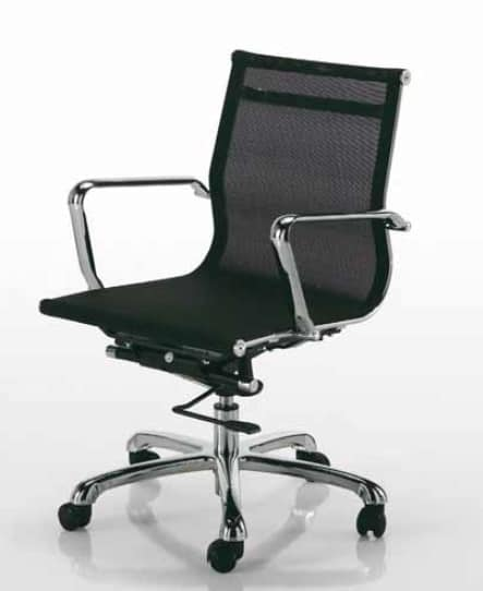 Tralis-D, Mesh office chair