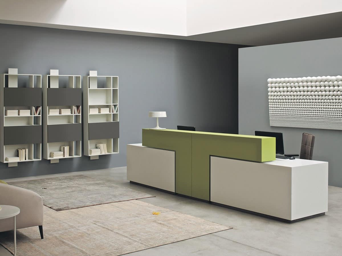 Swell Reception Counter Furniture For Office Entrance Idfdesign Home Interior And Landscaping Synyenasavecom