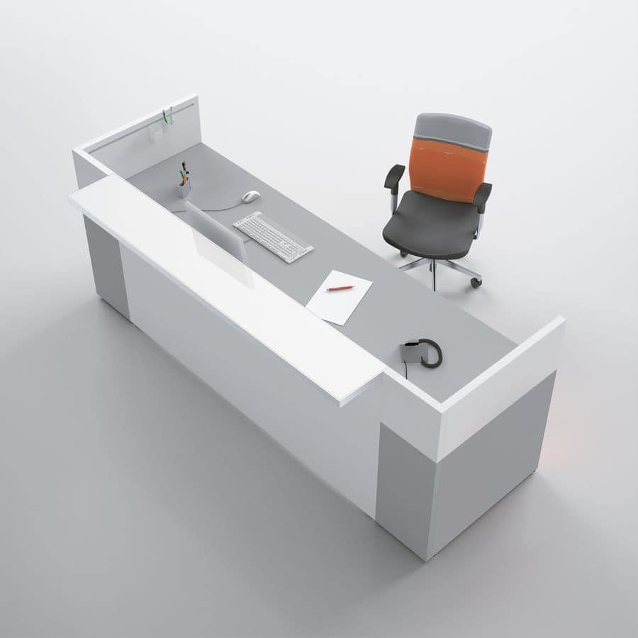 Reception Furniture Suitable For Dental