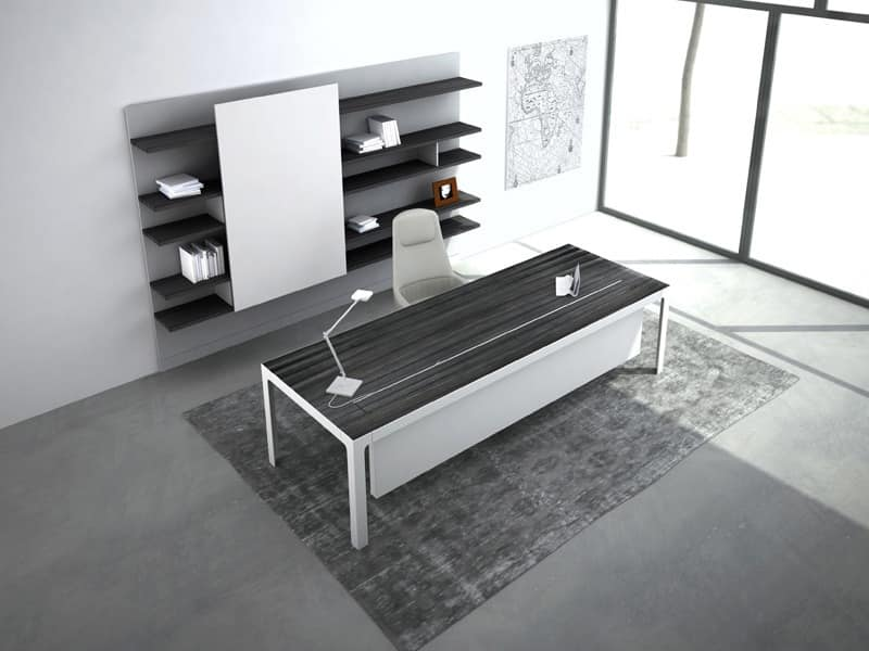 Wall Modular Bookcase For Modern Office