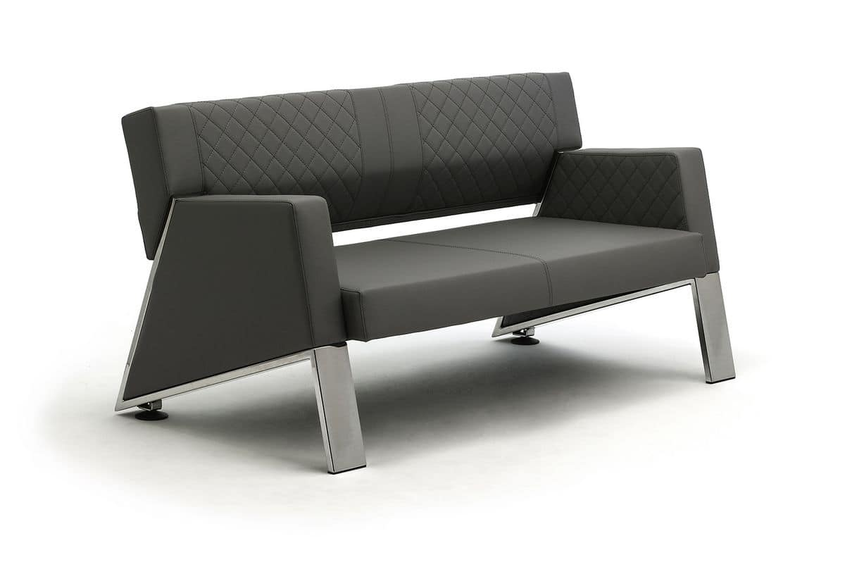 Auros 52005, Sofa for office and waiting rooms