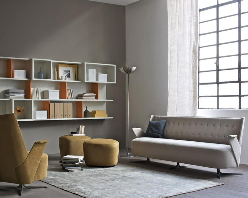 Embrace Sofa Compact Suited For Modern Offices