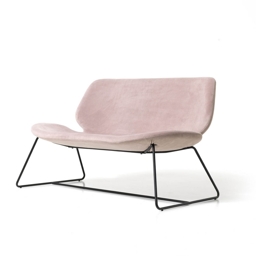 Eon sofa, Lounge sofa for waiting areas