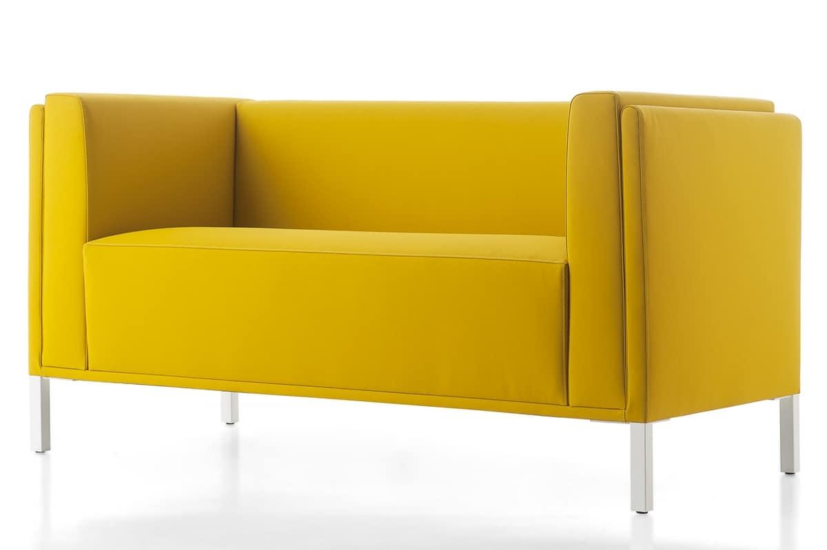 Kontex sofa, Sofa for reception and waiting room