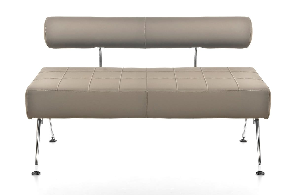 Kuros, Sofa with original shape, for Lounge