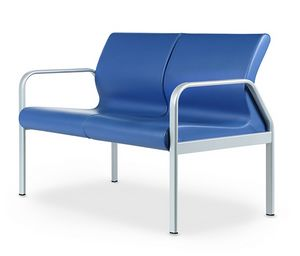 ONE 402D, Beam seating for clinics and hospitals