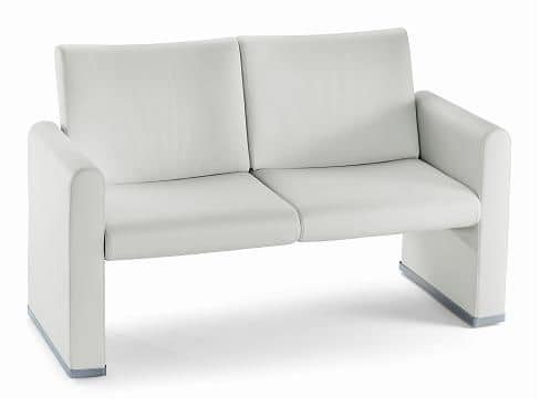 VIP 482, 2 seater sofa, perfect for office and waiting room