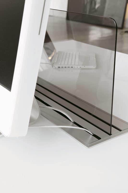 dl50 detroit, Essential design table, square, for office