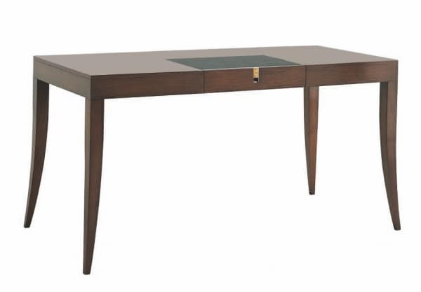 Jubilee desk, Minimal office desk with drawer