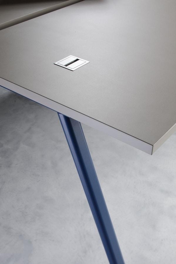 Surfy High Desk 2027, High office table