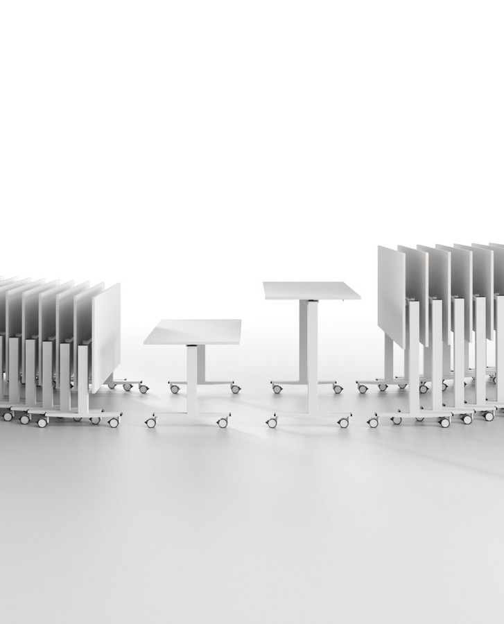 Telemaco A, High table for office