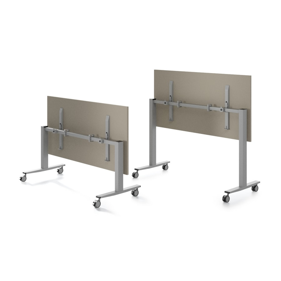 Telemaco B, Office table on castors