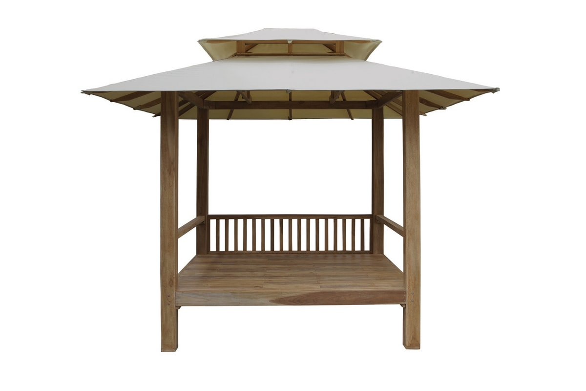 Classica 0864, Gazebo with bed included