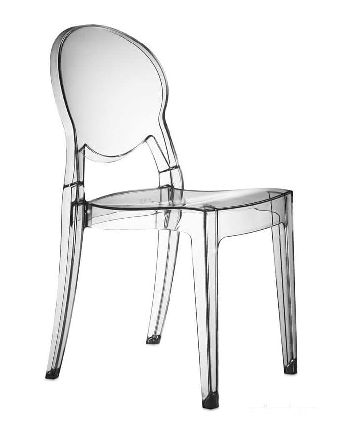 polycarbonate furniture. Igloo Chair, Polycarbonate Design Stackable Furniture N