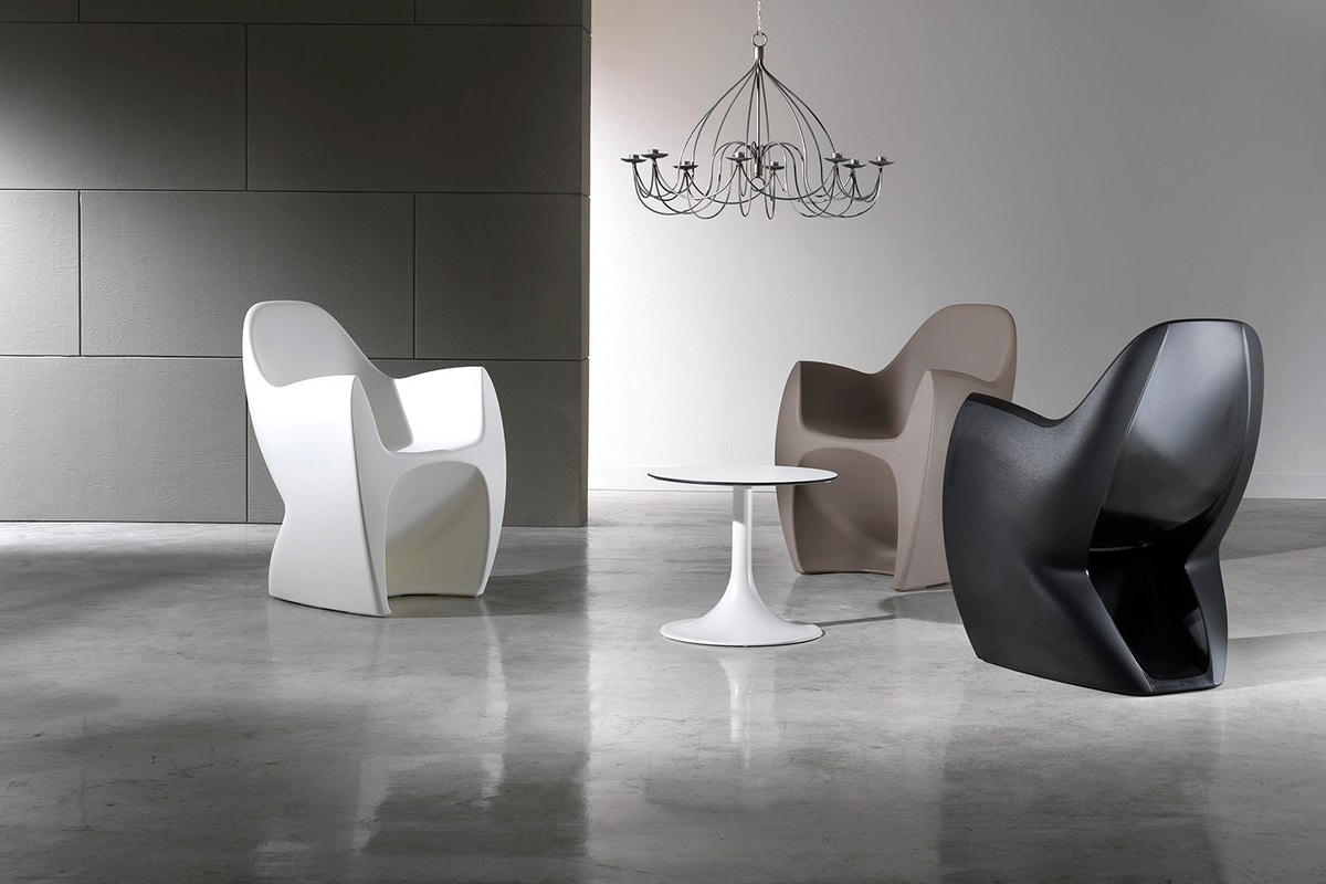 Lounge, Original and captivating lounge armchair