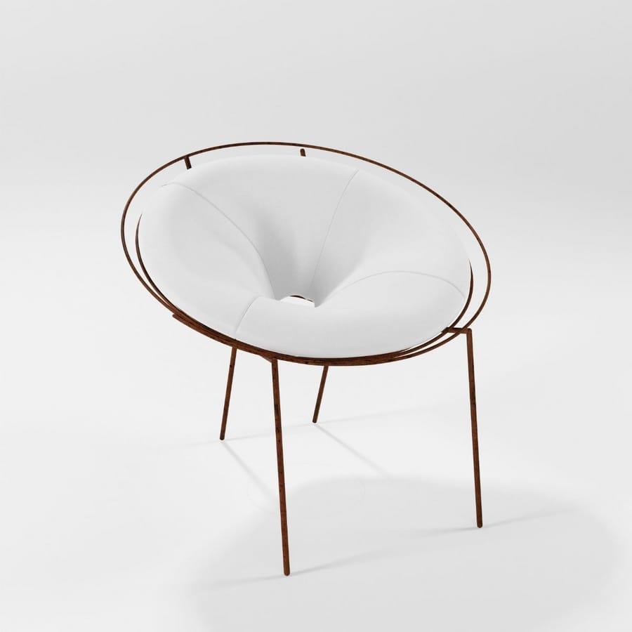 Spirale, Outdoor armchair