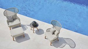 Emma berg�re armchair, Outdoor berg�re armchair