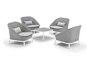 Gustavia, Outdoor armchair