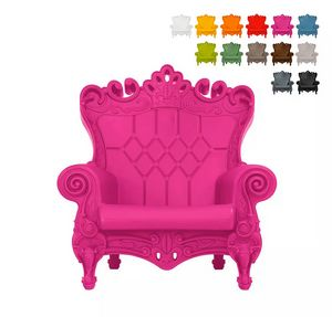 Modern Design Throne Armchair SLIDE Queen Of Love SD QUE100, Queen Of Love throne armchair