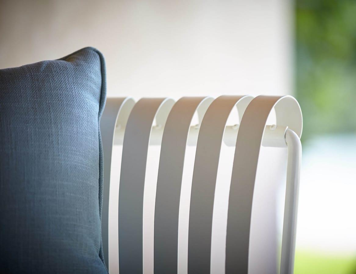 MOLLE GF4001AR, Outdoor armchair in iron