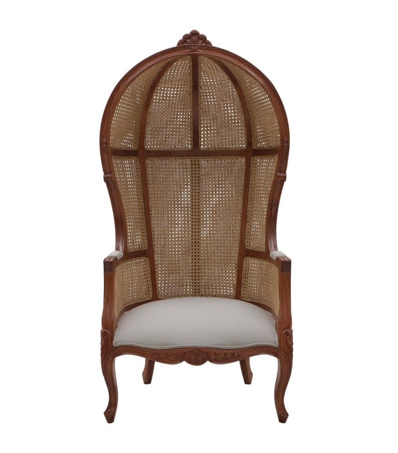 Porter 0240, Enveloping outdoor armchair
