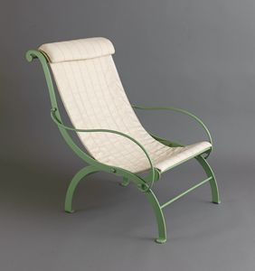 RIVIERA GF4020AR, Folding garden armchair