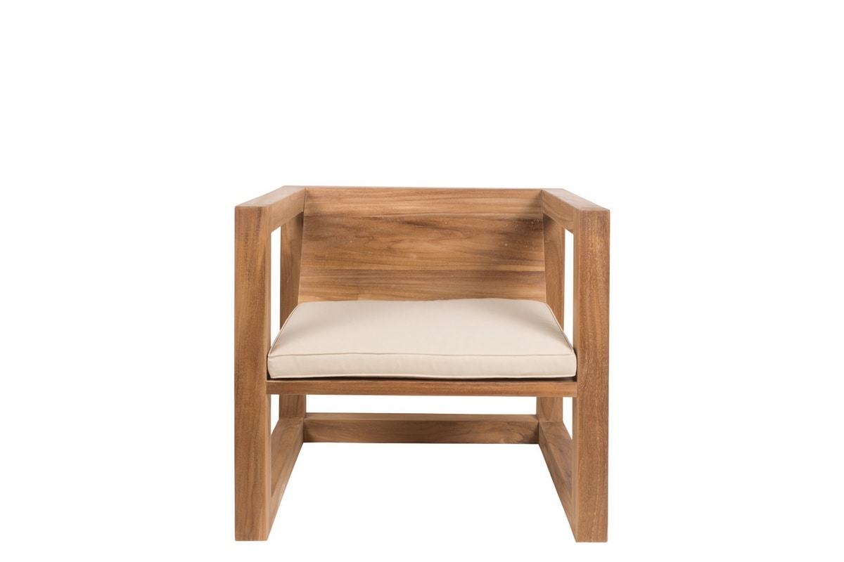 Boxer 0365, Terrace chair, in wood