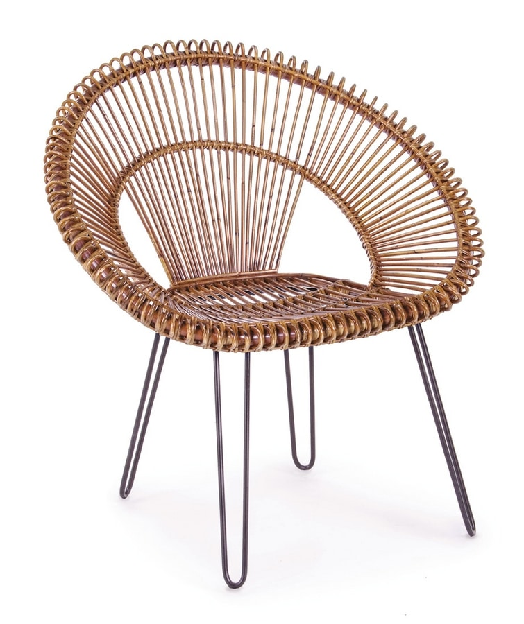 Camila, Rattan outdoor chair