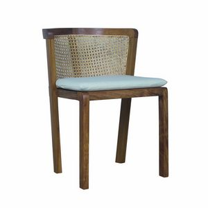 Dual 0385, Chair with round backseat